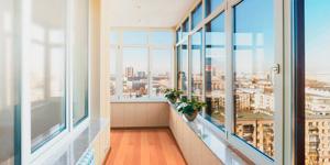 Остекление балконов и лоджий недорого под ключ с гарантией. .